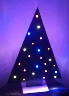 Home built M21 Christmas Tree