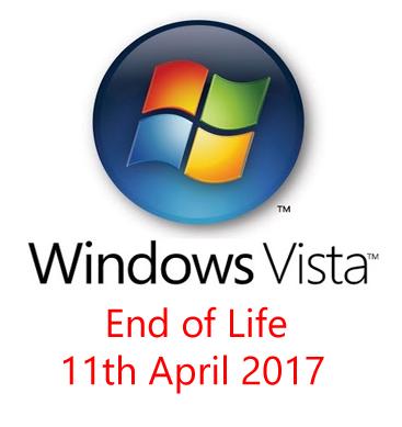 Windows Vista End of Life