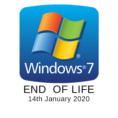 Windows 7 - End of Life January 2020